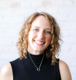 Headshot photograph of Brooke Jespersen